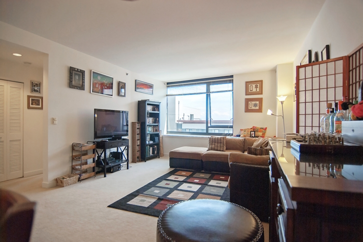 SPACIOUS 1 BEDROOM APARTMENT IN CIVIC CENTER